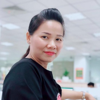 Chị Võ Thị Kim Hồng